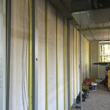 Plastering Plasterboard Wall & Partition Wall